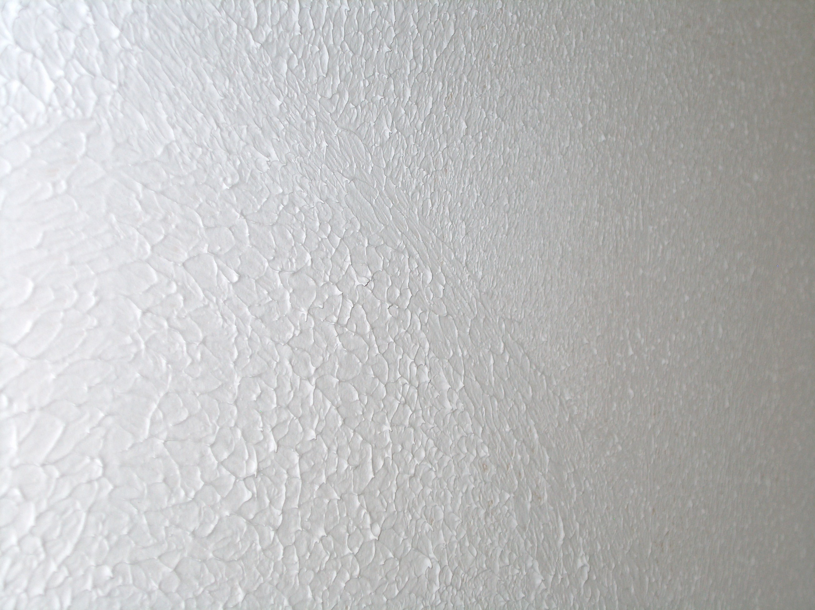 Texturing Ceilings with joint compound and texture brush The